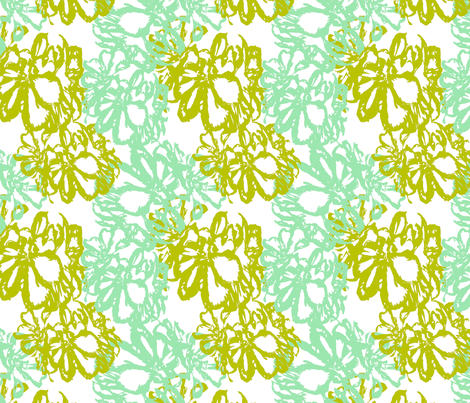 Ocean Breeze fabric by cksstudio80 on Spoonflower - custom fabric