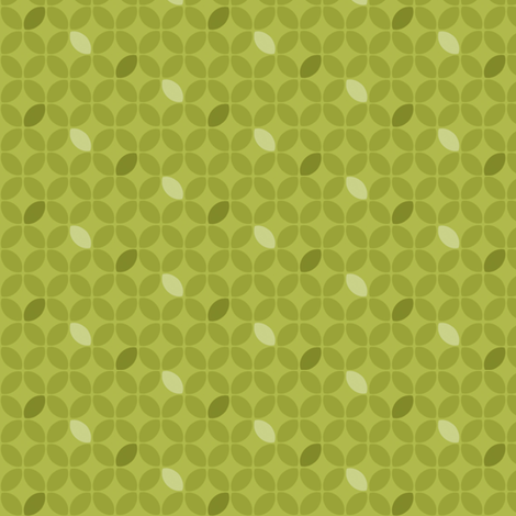 Snips n Snails - Leaf fabric by inktreepress on Spoonflower - custom fabric