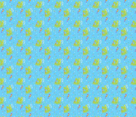 Elephant_2 fabric by mgl_studio on Spoonflower - custom fabric
