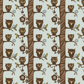 Cutpaper Owl