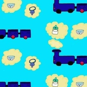 Thinking train