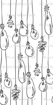 LaraGeorgine-Lightbulbs-Print