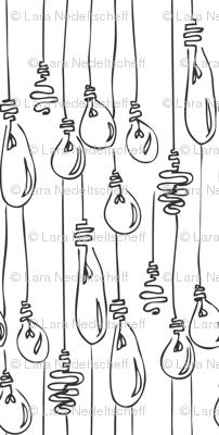 LaraGeorgine-Lightbulbs-Print