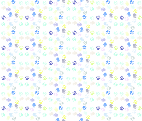 Pooches & Pipsqueaks - Prints fabric by may_flynn on Spoonflower - custom fabric