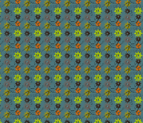 Robbie_Gears_7 fabric by gwydion on Spoonflower - custom fabric