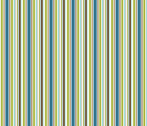 Snips n Snails - Color stripes fabric by inktreepress on Spoonflower - custom fabric