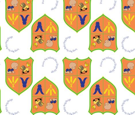boytile fabric by sophies_arts on Spoonflower - custom fabric
