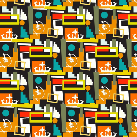 Jumble Sale fabric by boris_thumbkin on Spoonflower - custom fabric