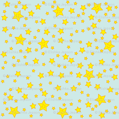 Happy Stars (light)