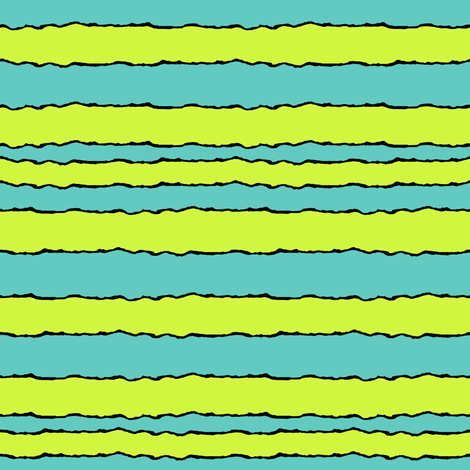 Stripe fabric by pond_ripple on Spoonflower - custom fabric