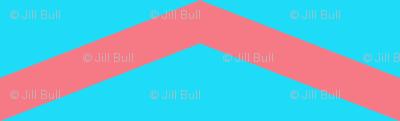 chevron bubblegum ©2012 Jill Bull