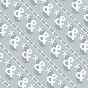 Diagonal Ampersand