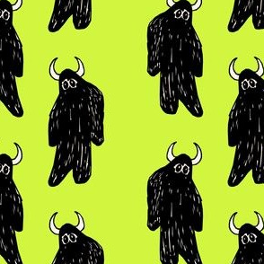 Lime Yeti