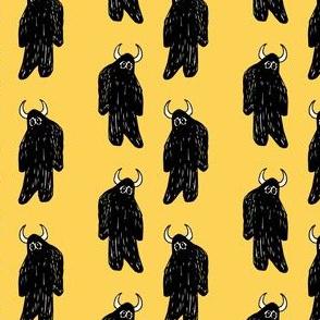 Gold Yeti