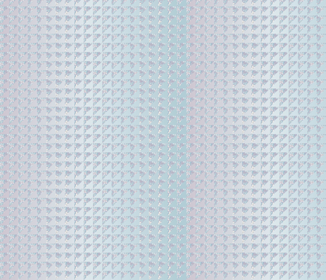 ©2011 quilt hydrangea ice fabric by glimmericks on Spoonflower - custom fabric