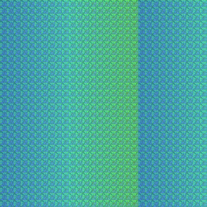© 2011 quilt hydrangea blue green