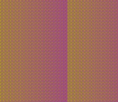 © 2011 quilt hydrangea orange magenta fabric by glimmericks on Spoonflower - custom fabric