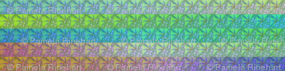 © 2011 Quilt - large multi 40 inch wide repeat
