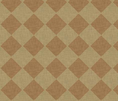 diamond_linen fabric by holli_zollinger on Spoonflower - custom fabric