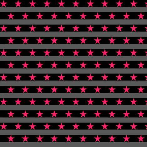 stars_and_stripes_red_v fabric by pepie on Spoonflower - custom fabric