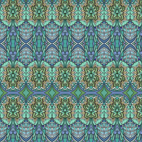 Easter 03 fabric by edsel2084 on Spoonflower - custom fabric