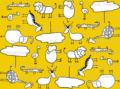 Doodle Safari