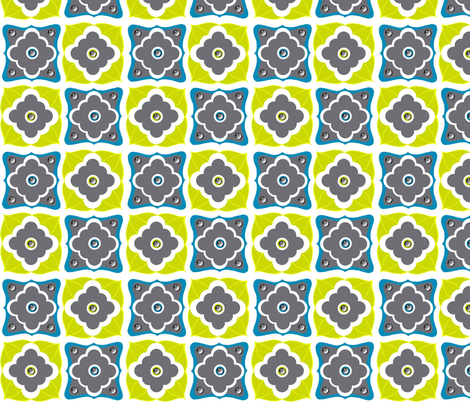 Rainy Dayze fabric by debhrabik on Spoonflower - custom fabric