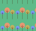 LITTLE TREES {GREENBG}