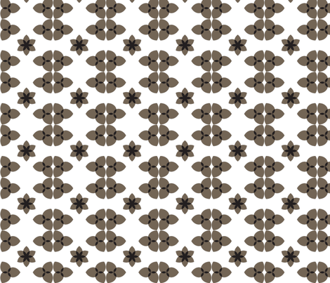 BioBrown fabric by indalizaluciano on Spoonflower - custom fabric