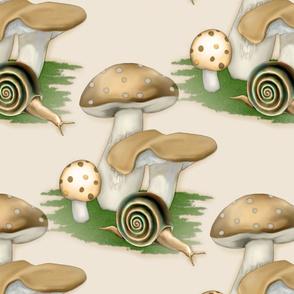 Snail Garden