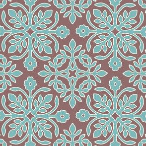 COCOA-BROWN_2_papercuts_diagonal_AQUA_cream-lines