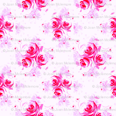Roses Print 5