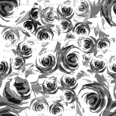 Roses Large-scale
