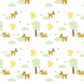Sunny Deer