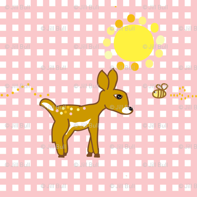 Sweet Sunny Friends (pinK)