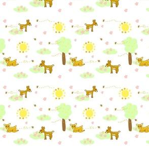 Rosy Deer