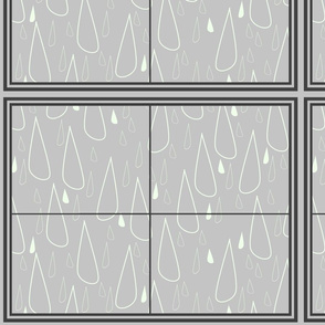 Rainy Daze an Window Pains