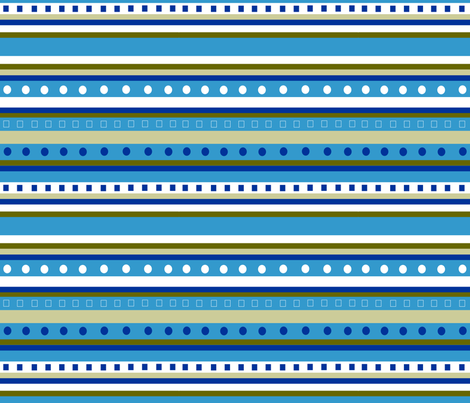 Stripes2 fabric by stickelberry on Spoonflower - custom fabric