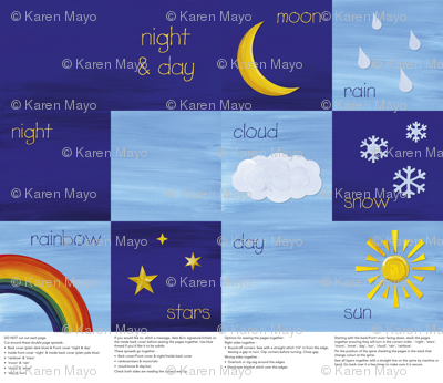 Baby_Weather_Fabric_Book