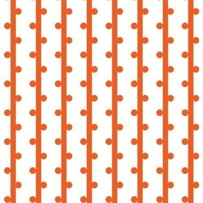 grab your pompoms (orange) ©2012 Jill Bull