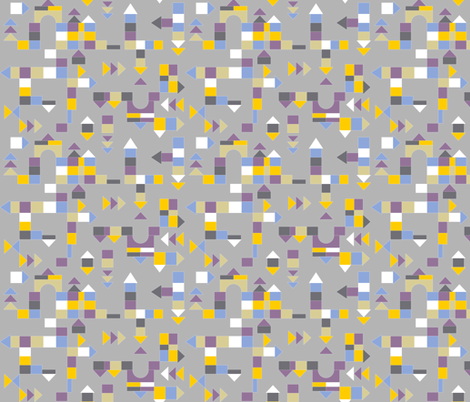 Baby Building Blocks fabric by newmom on Spoonflower - custom fabric