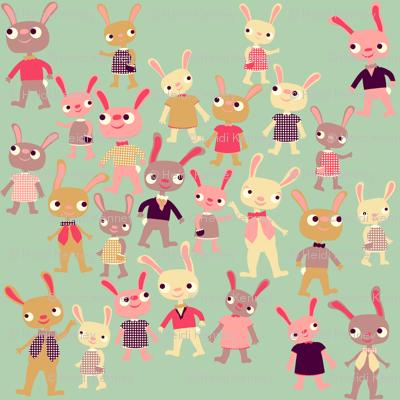 Bunny Bunch