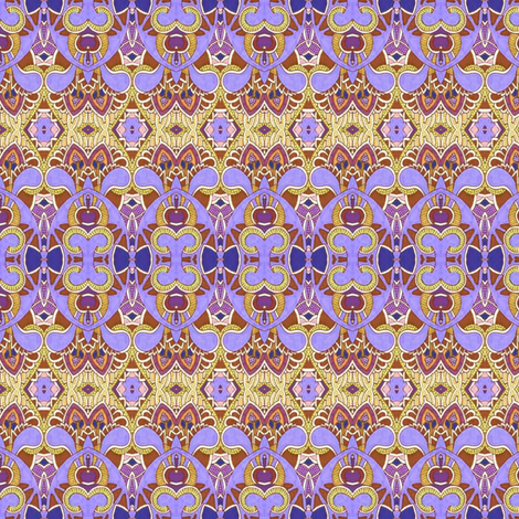 The King's Favorite fabric by edsel2084 on Spoonflower - custom fabric