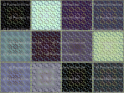 © 2011 Quilt Pattern 2 Blues