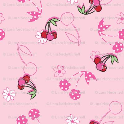 LaraGeorgine_Polka_Dot_Cherries