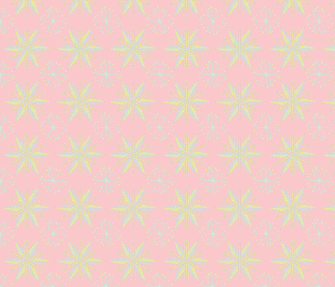 © 2011 Nordic Ice Cream fabric by glimmericks on Spoonflower - custom fabric