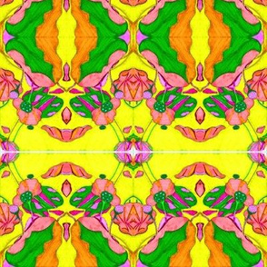 Yellow Lotus Pods