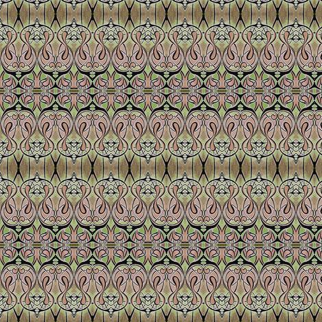 Victorian windows fabric by edsel2084 on Spoonflower - custom fabric