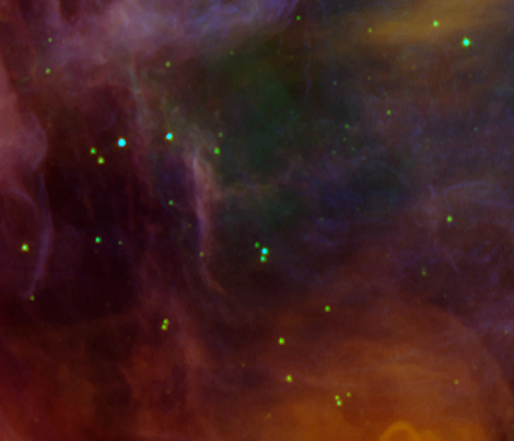 Spitzer_and_Hubble