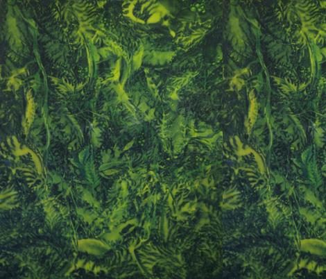Leaf_Fabric_2 fabric by verlie on Spoonflower - custom fabric